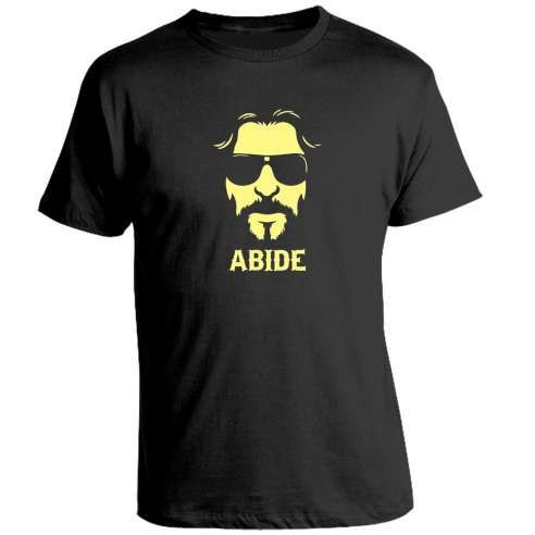 Camiseta El Gran Lebowski - Abide