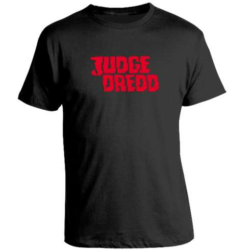 Camiseta Judge Dredd