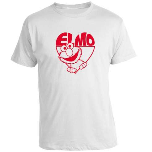 Camiseta Elmo Love