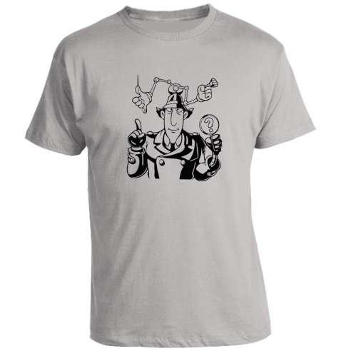 Camiseta Inspector Gadget