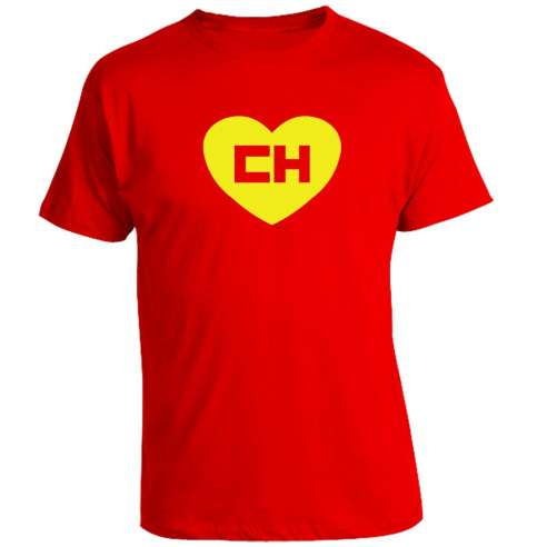 Camiseta Chapulin Colorado