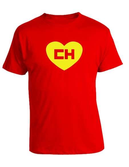 Camiseta Chapulin Colorado