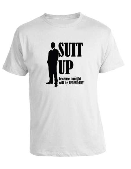 Camiseta Como conoci a vuestra madre - White