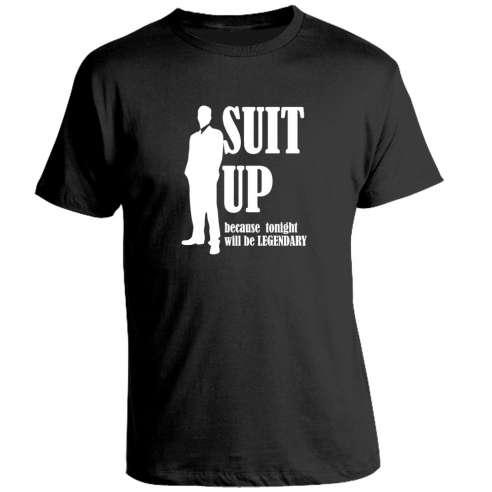 Camiseta Como conoci a vuestra madre - Black
