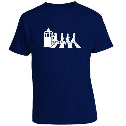 Camiseta Doctor WHO - Abbey Who