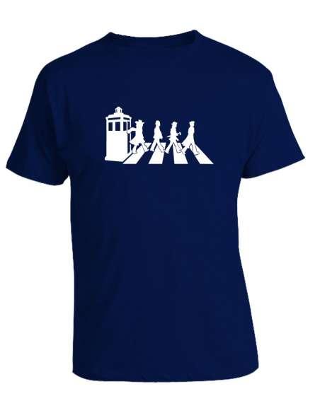 Camiseta Doctor WHO - Abbey Who