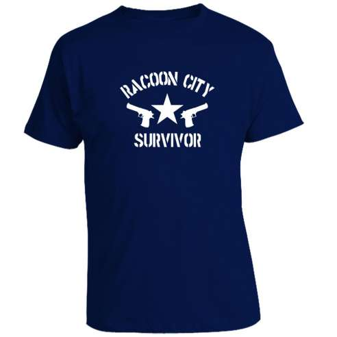 Camiseta Resident Evil Survivor