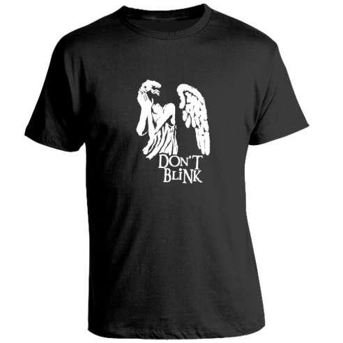 Camiseta Dont Blink - Doctor WHO