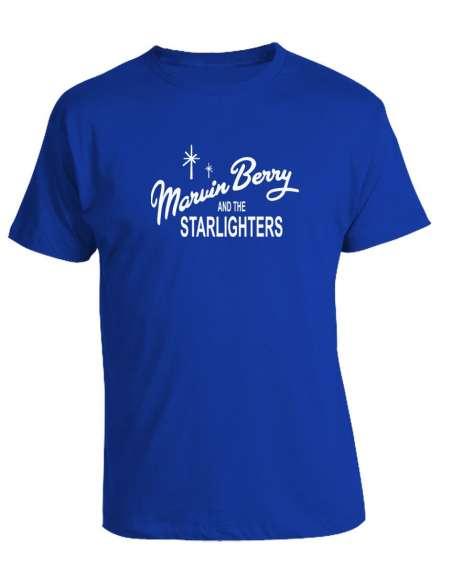 Camiseta Regreso al futuro - Marvin Berry and the Starlighters
