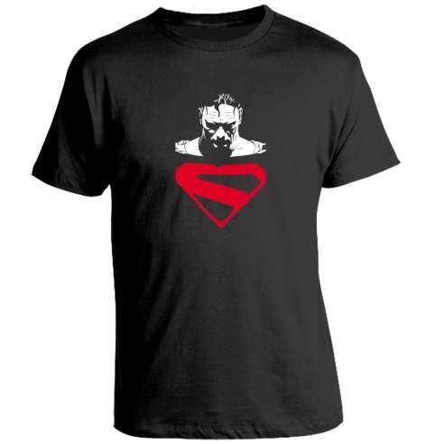 Camiseta Superman - Man of Steal