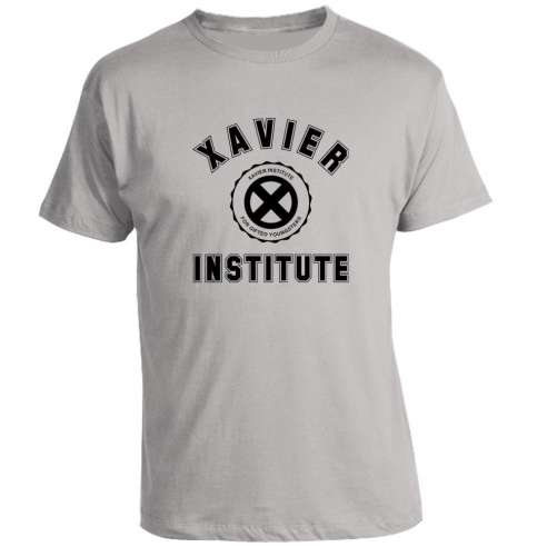 Camiseta X-Men Instituto