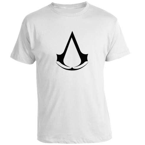 Camiseta Assassin Creed Symbol - White