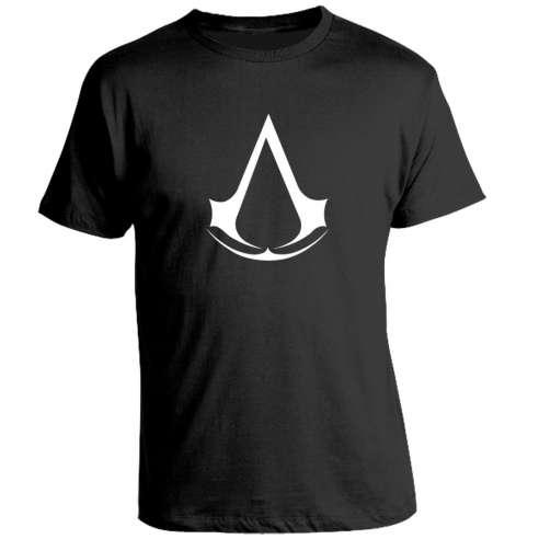 Camiseta Assassin Creed Symbol - Black