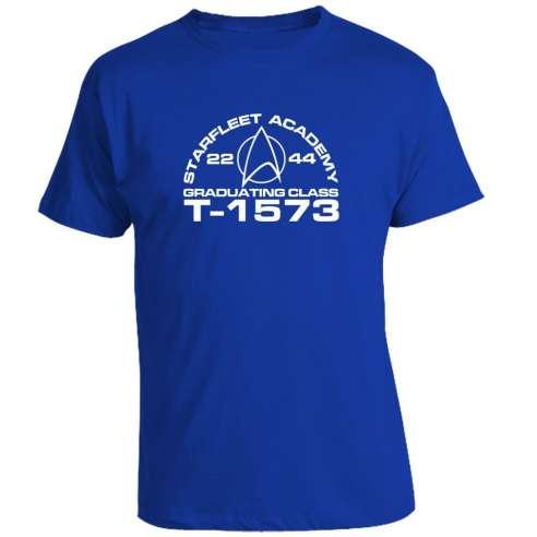 Camiseta Starfleet Academy