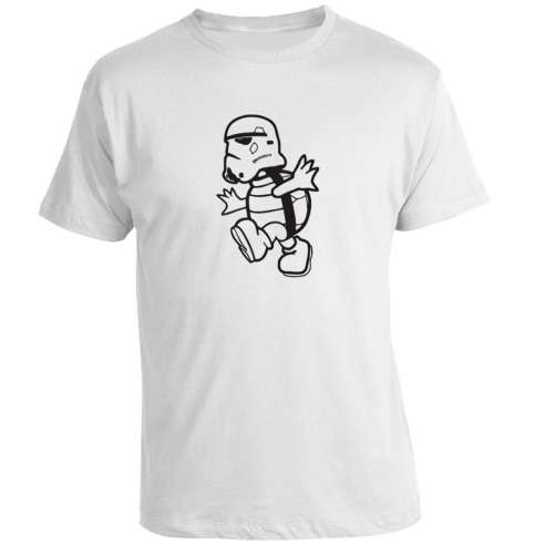 Camiseta Star Wars Turtle Trooper