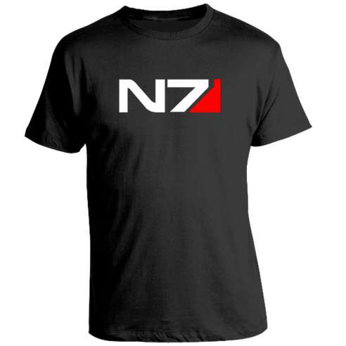 Camiseta Mass Effect