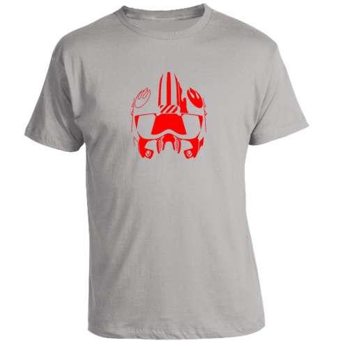 Camiseta Rebel Helmet