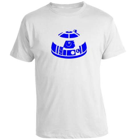 Camiseta R2D2