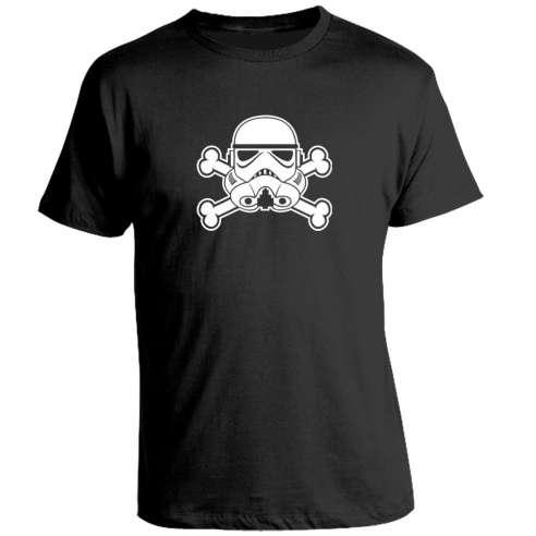 Camiseta Stormtrooper Bones
