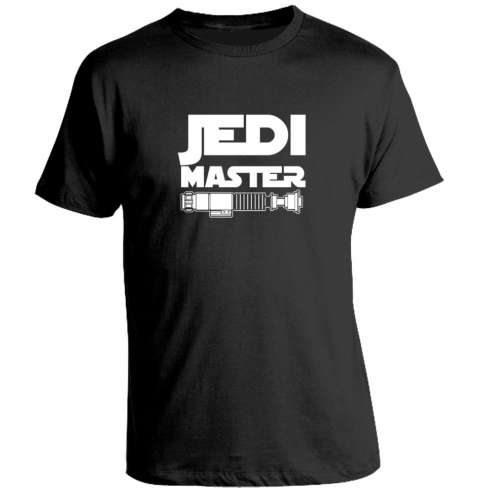 Camiseta Jedi Master