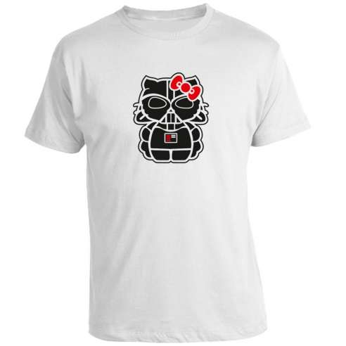 Camiseta Darth Kitty