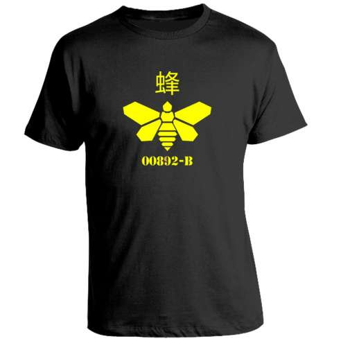 Camiseta Breaking Bad - Golden Moth Chemical