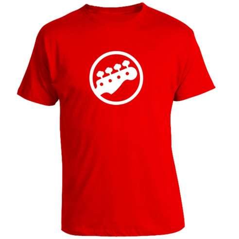 Camiseta Scott Pilgrim Guitar