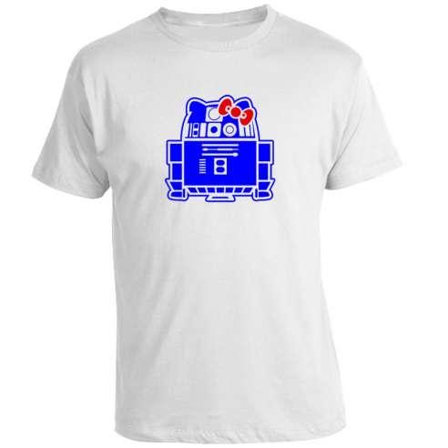 Camiseta Hello R2D2
