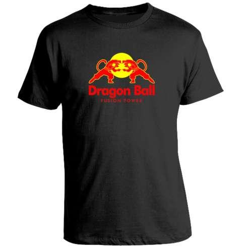 Camiseta Dragon Ball Fusion