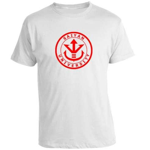 Camiseta Saiyan University