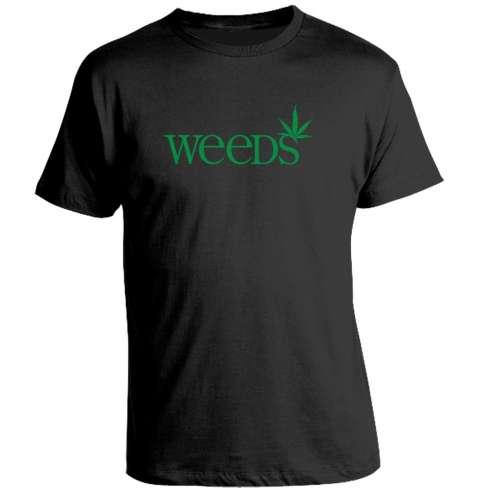 Camiseta Weeds