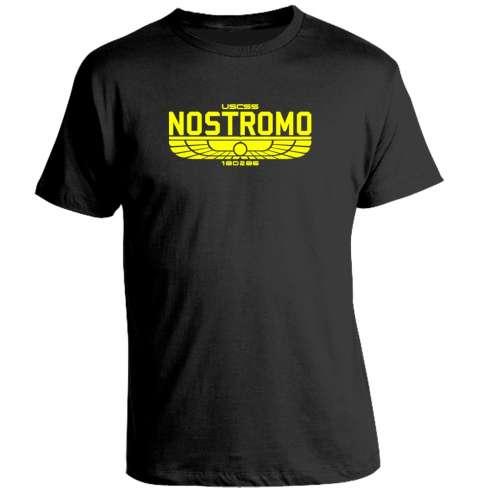 Camiseta Aliens USCSS Nostromo
