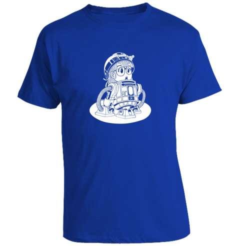 Camiseta Arale Robot