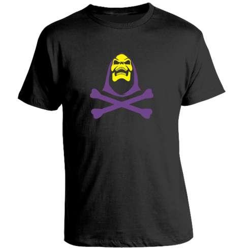 Camiseta Skelletor Skull