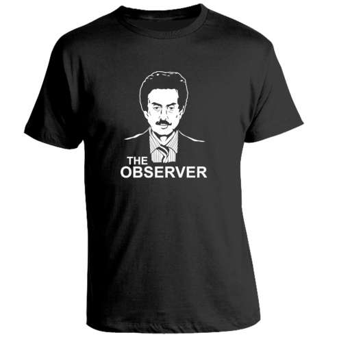 Camiseta The Observer