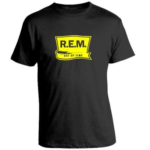 Camiseta R.E.M