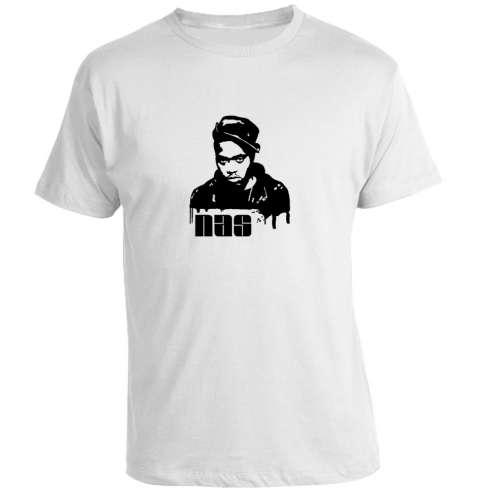 Camiseta Nas