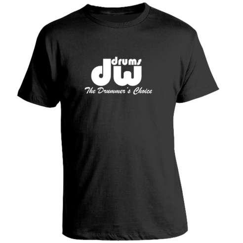 Camiseta DW Drums