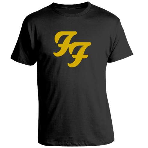 Camiseta Foo Figthers