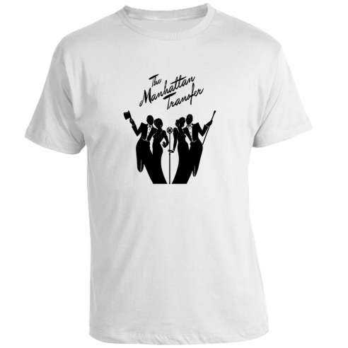 Camiseta The Manhattan Transfer