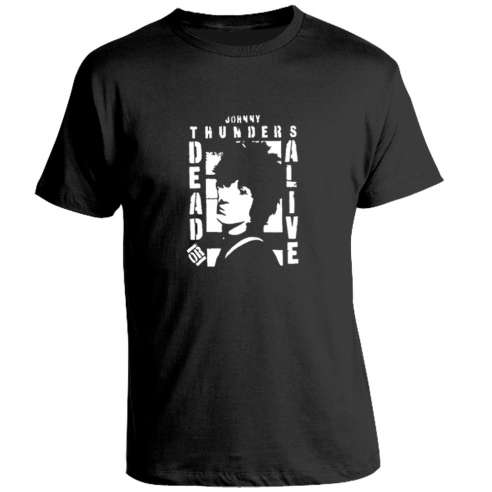 Camiseta Johnny Thunders