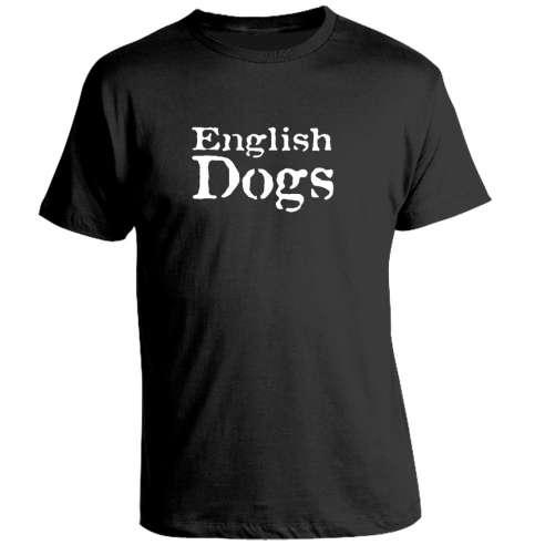 Camiseta English Dogs