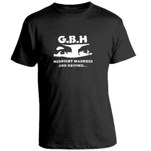 Camiseta G.B.H