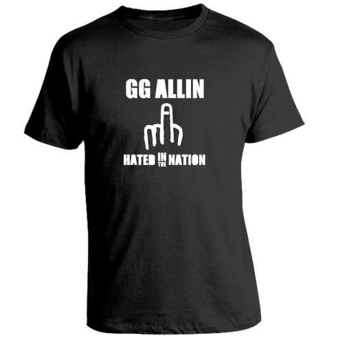 Camiseta GG Allin