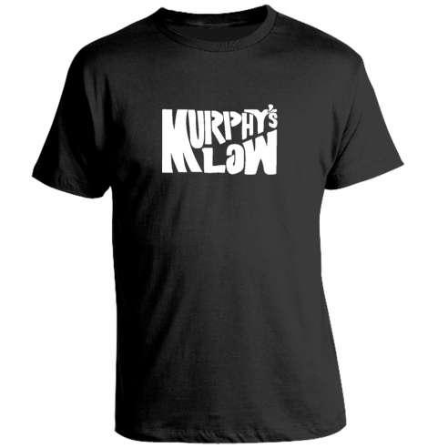 Camiseta Murphy´s Law