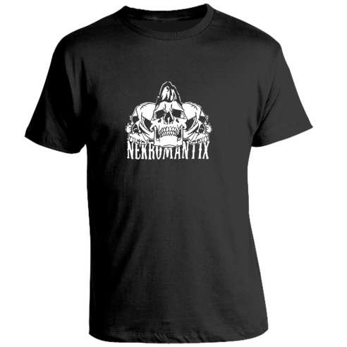 Camiseta Nekromantix