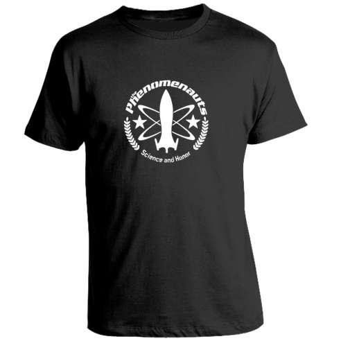 Camiseta Phenomenauts