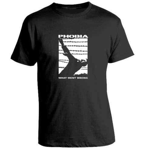 Camiseta Phobia