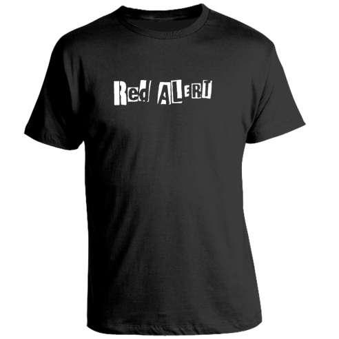 Camiseta Red Alert