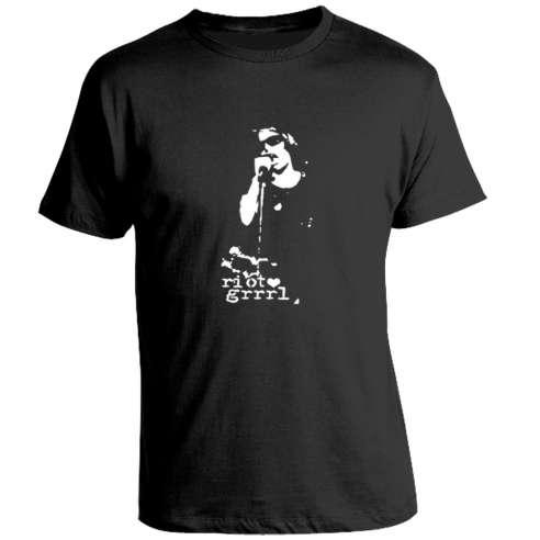Camiseta Riot Grrrl
